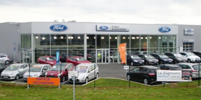 Ford galerie